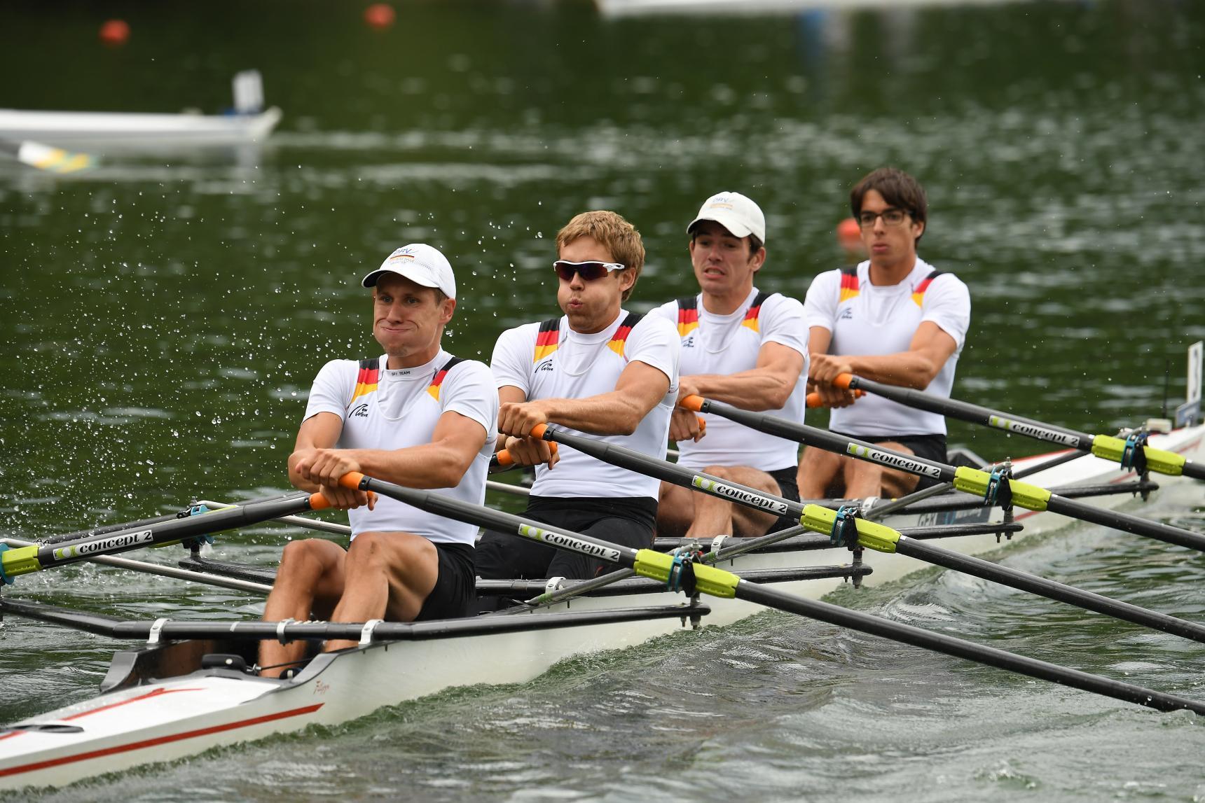 2018 World Rowing Cup II