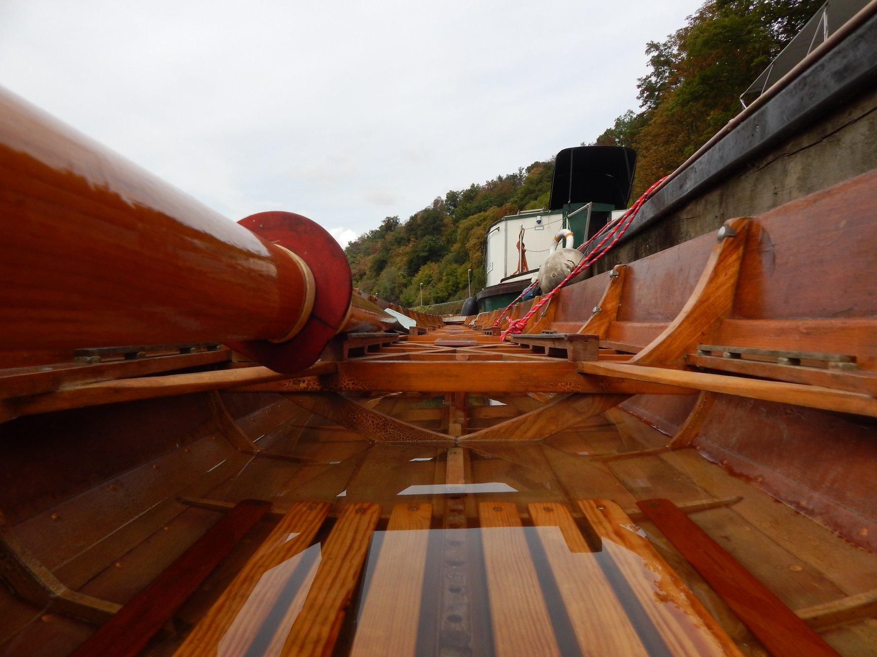 Wiederauflage des traditionsreichen Mülheimer Boot Rennens